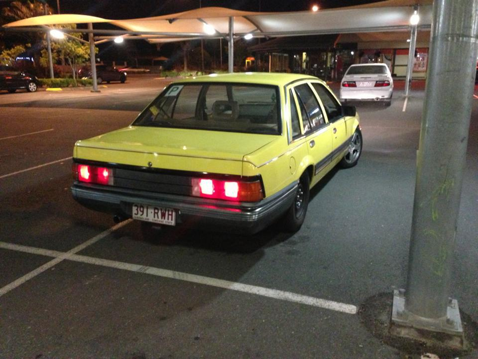 1985 Holden Commodore #9