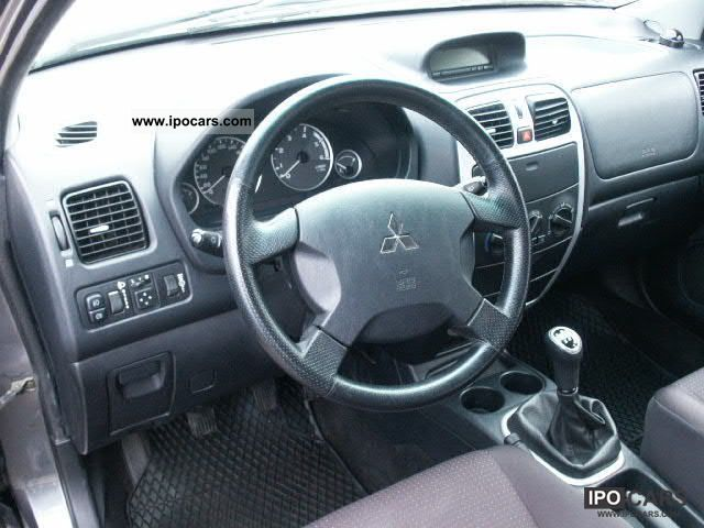 2005 Mitsubishi Space Star #5