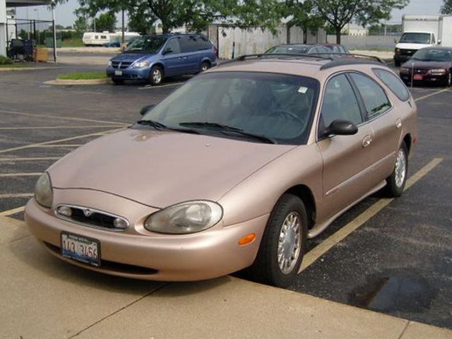 1998 Mercury Sable #7