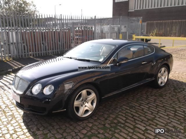 2004 Bentley Continental Gt #12