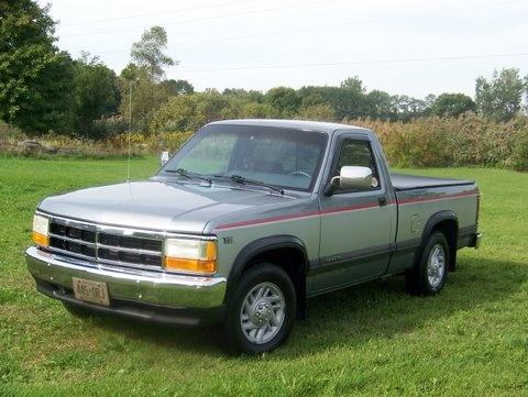 1991 Dodge Dakota #16