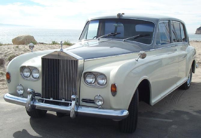 1967 Rolls royce Silver Shadow #16
