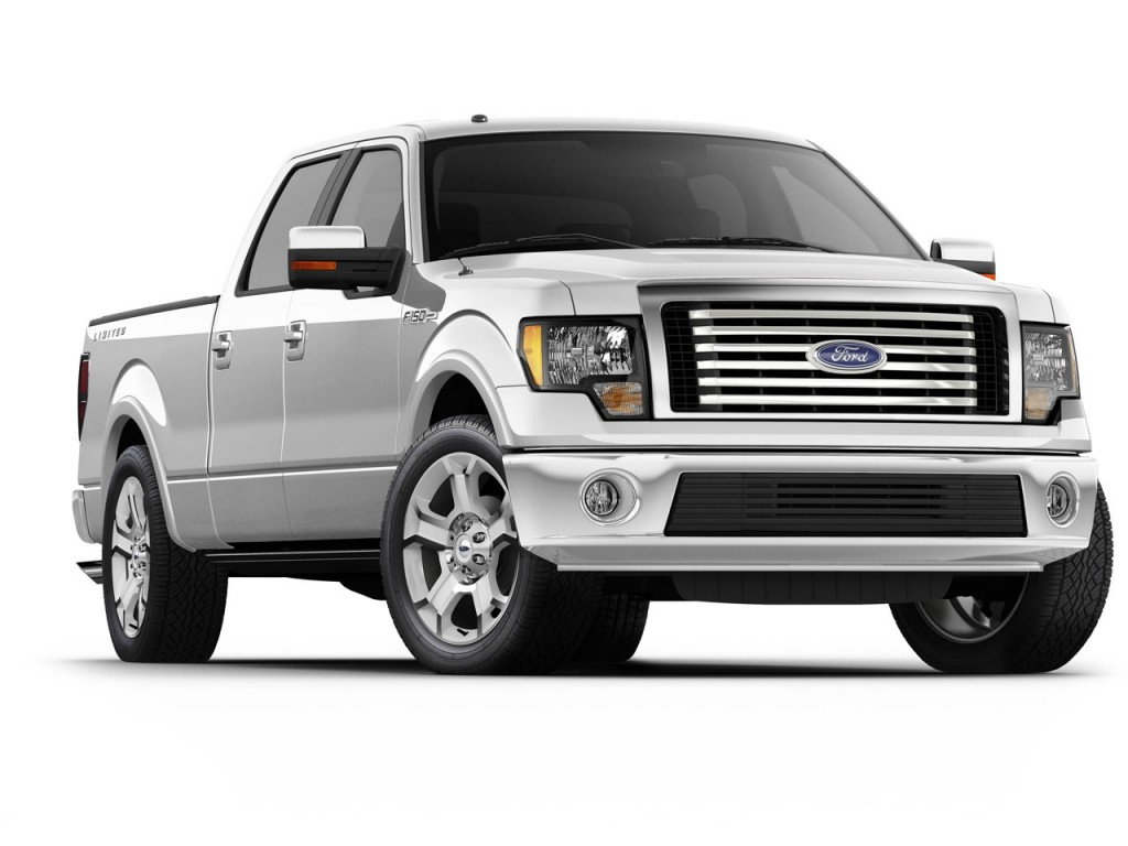 2011 Ford F-150 #2
