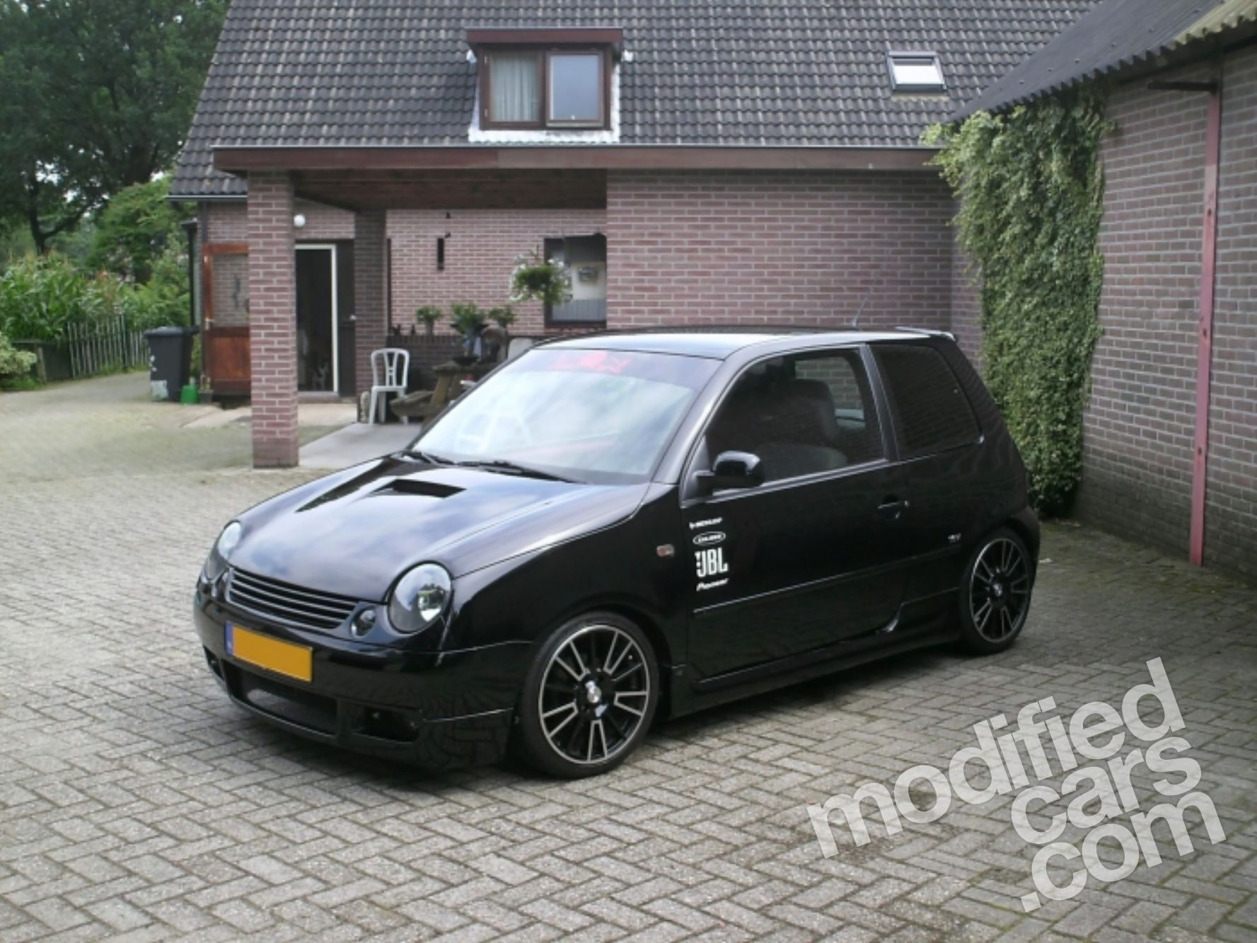 2004 volkswagen lupo photos informations articles. Black Bedroom Furniture Sets. Home Design Ideas