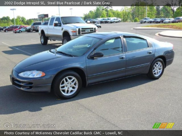 2002 Dodge Intrepid #9
