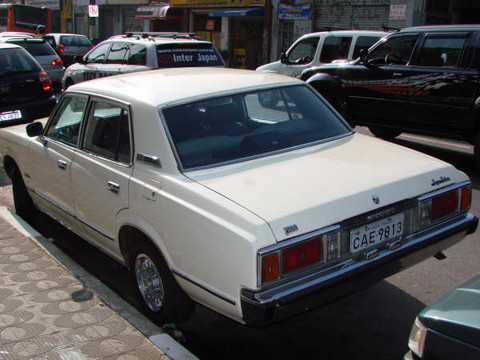 1978 Toyota Crown #7