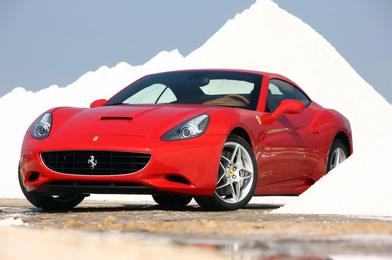 2009 Ferrari California #7