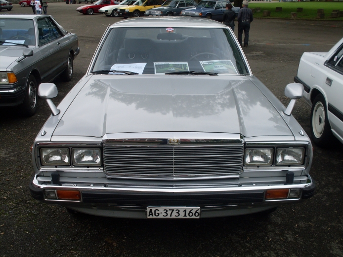 1980 Nissan Laurel #9