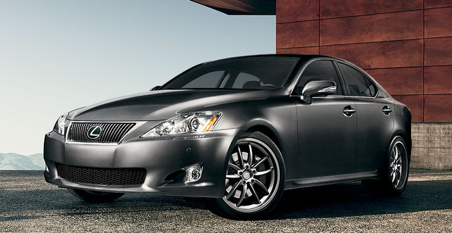 2009 Lexus Is 250 #17