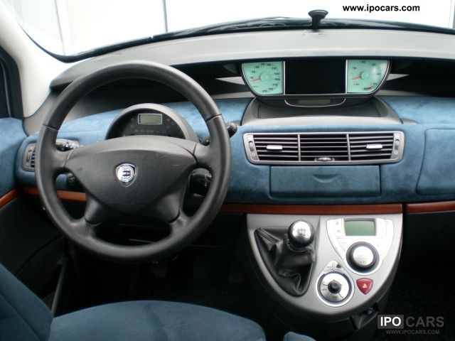 2005 Lancia Phedra Photos Informations Articles Bestcarmag