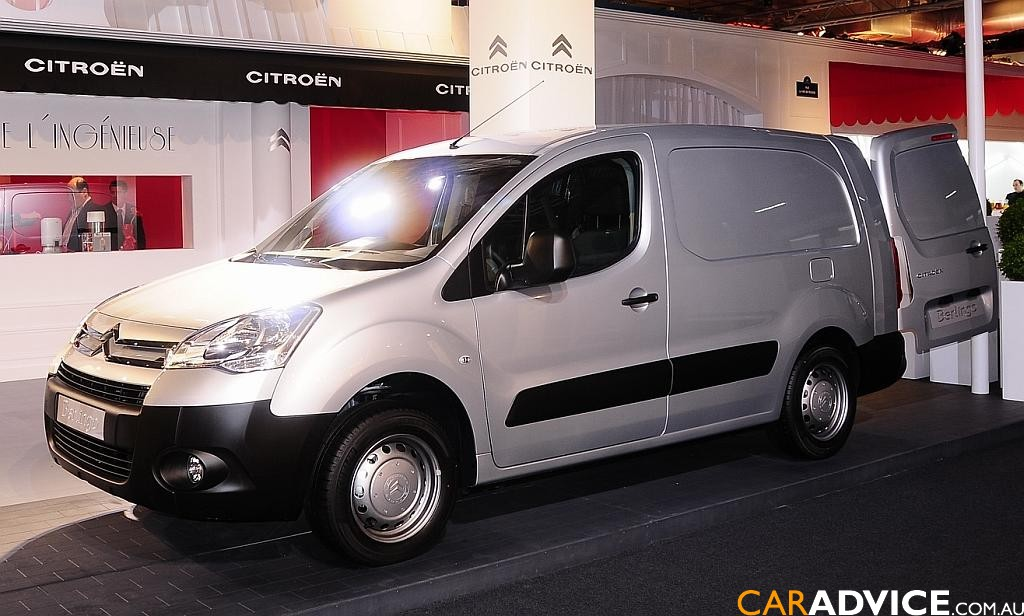 2009 Citroen Berlingo #7