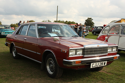 1980 Nissan Laurel #10
