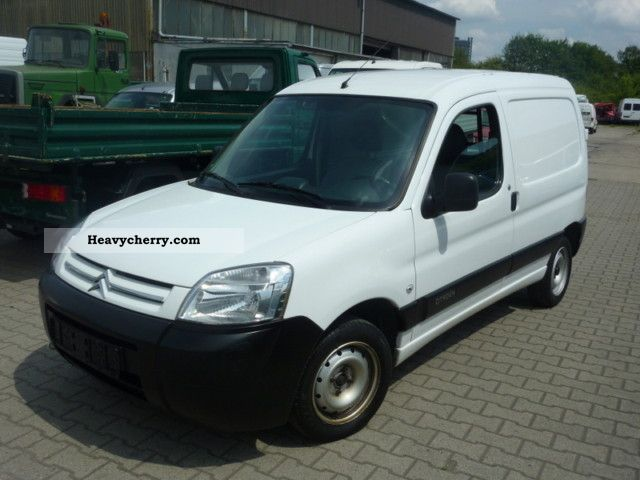 2007 Citroen Berlingo #14