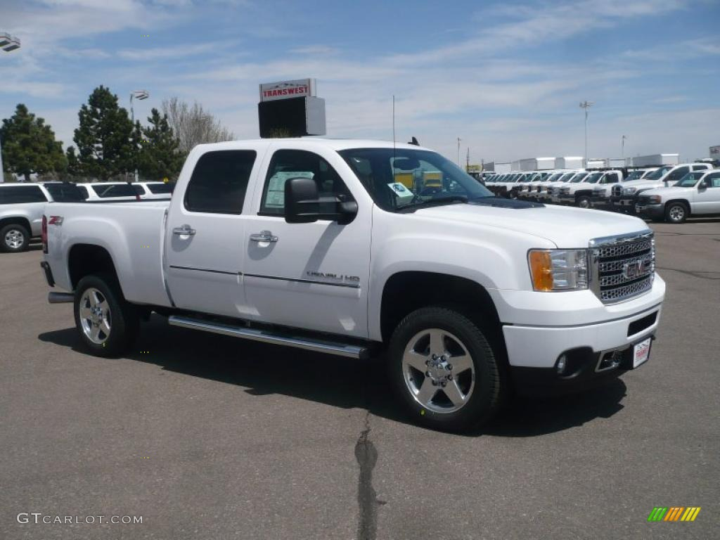 2011 GMC Sierra 2500hd #18