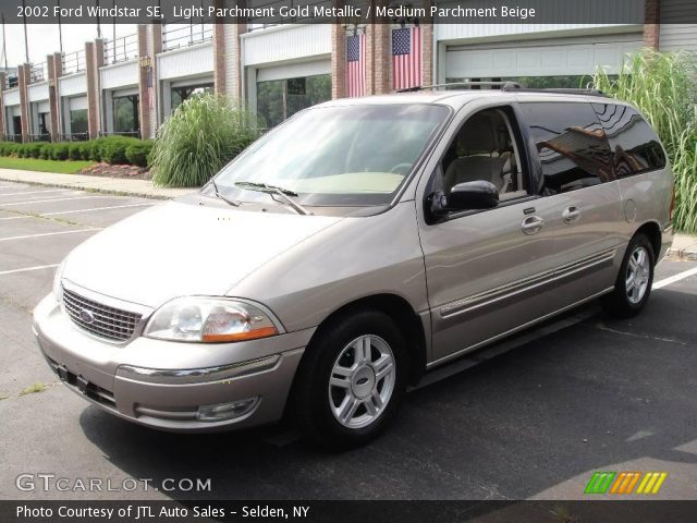 2002 Ford Windstar #13