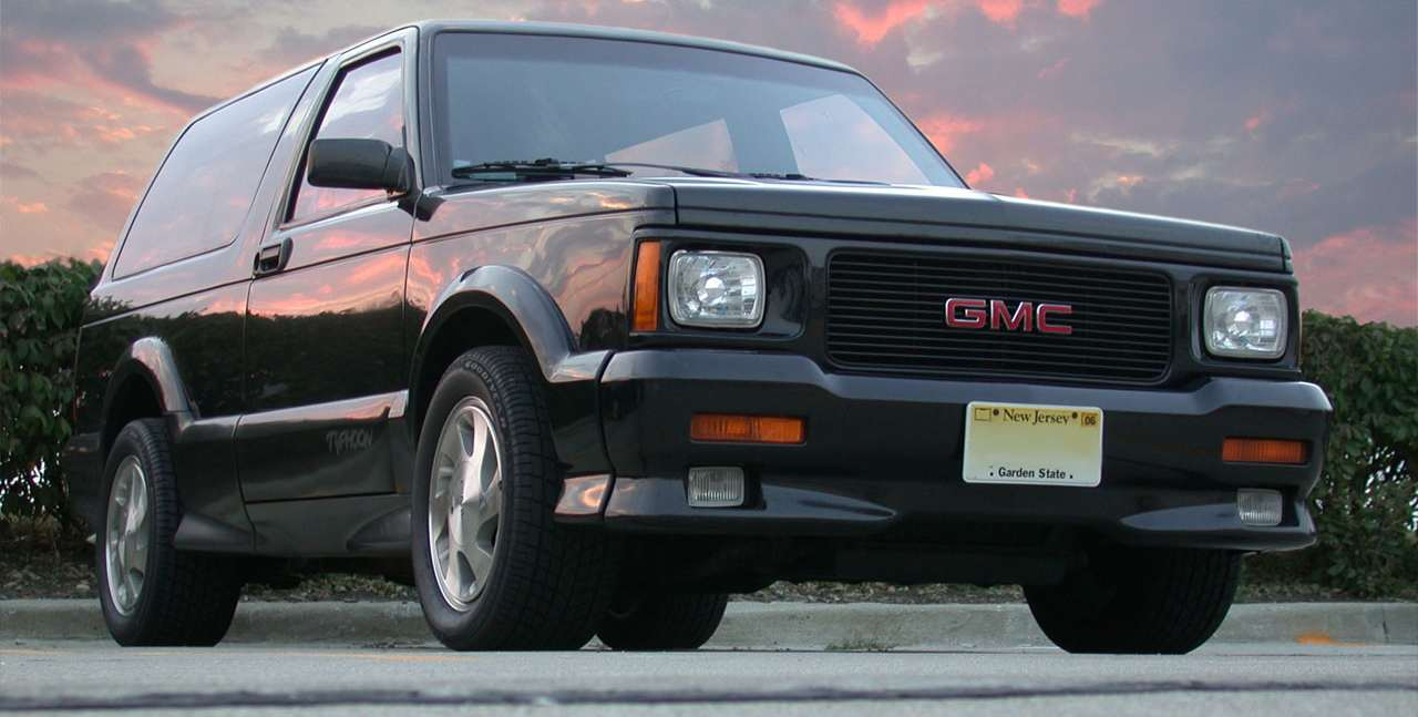 GMC Typhoon #15