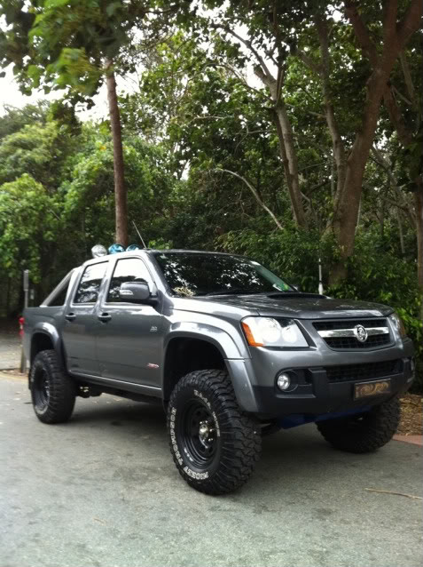 2009 Holden Colorado #9