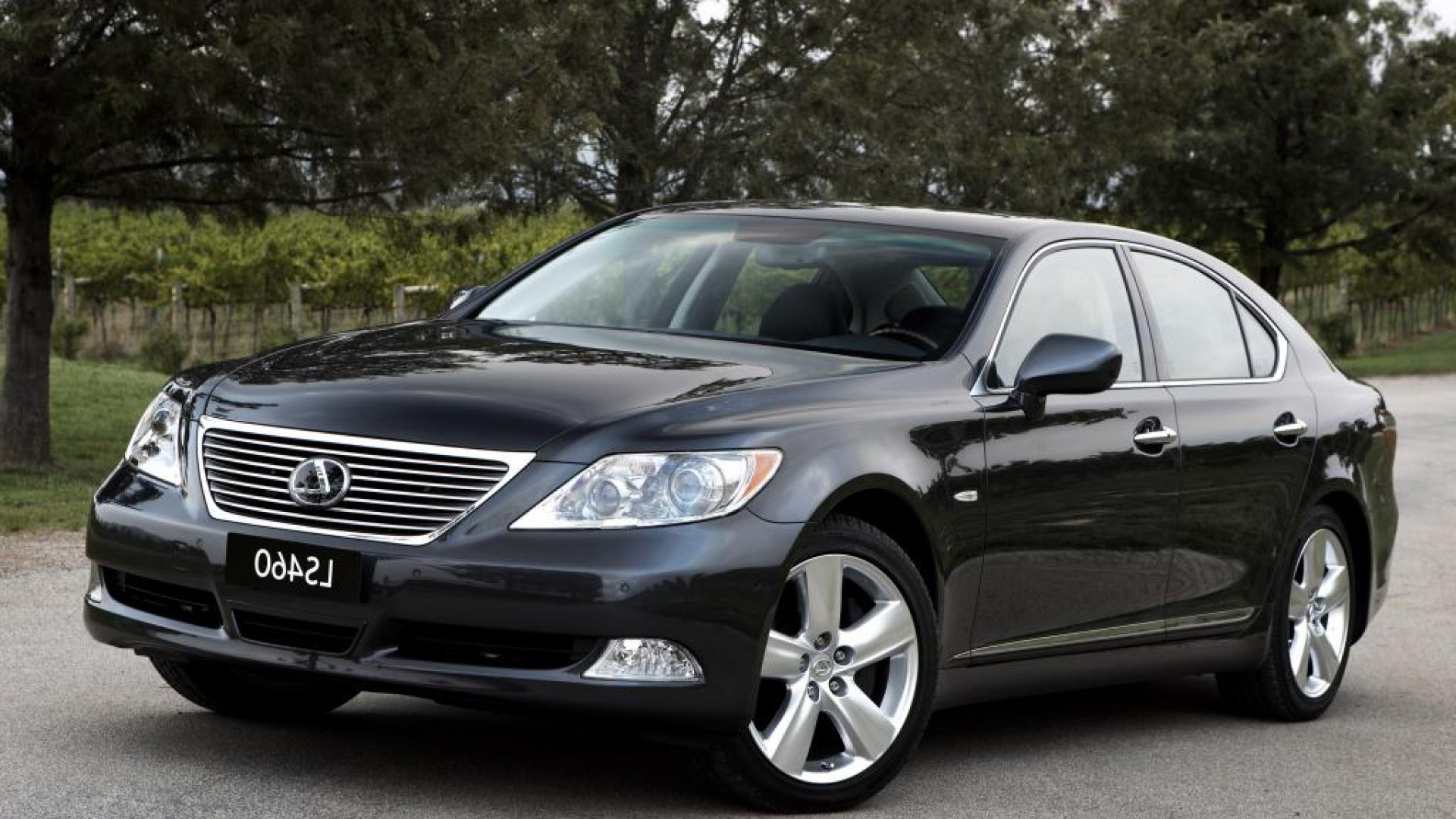 2007 lexus ls 460 photos informations articles. Black Bedroom Furniture Sets. Home Design Ideas