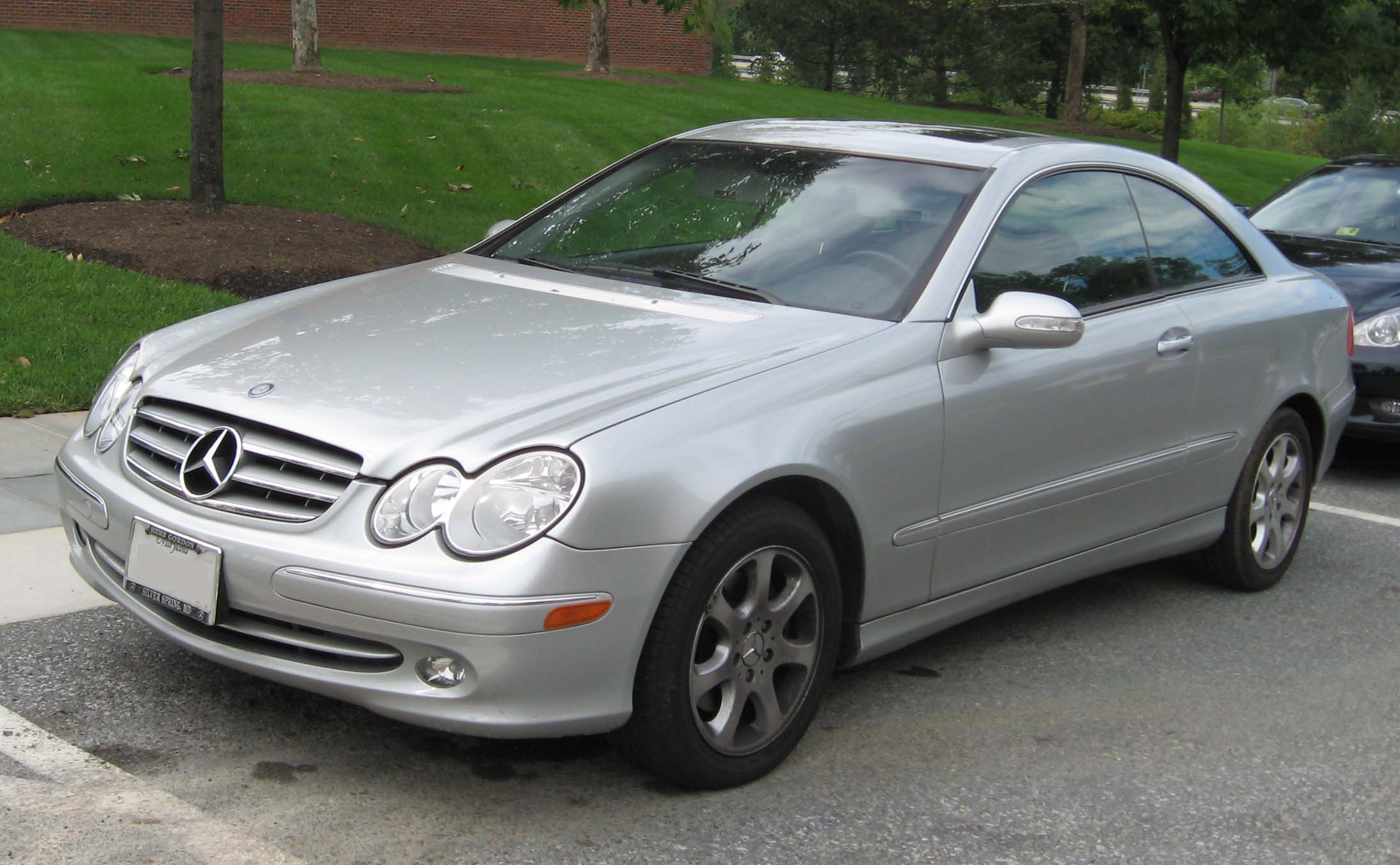 2003 Mercedes-Benz CLK #8