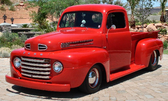1950 Ford F #15