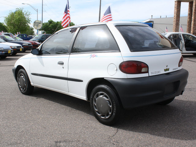 1998 Suzuki Swift #5