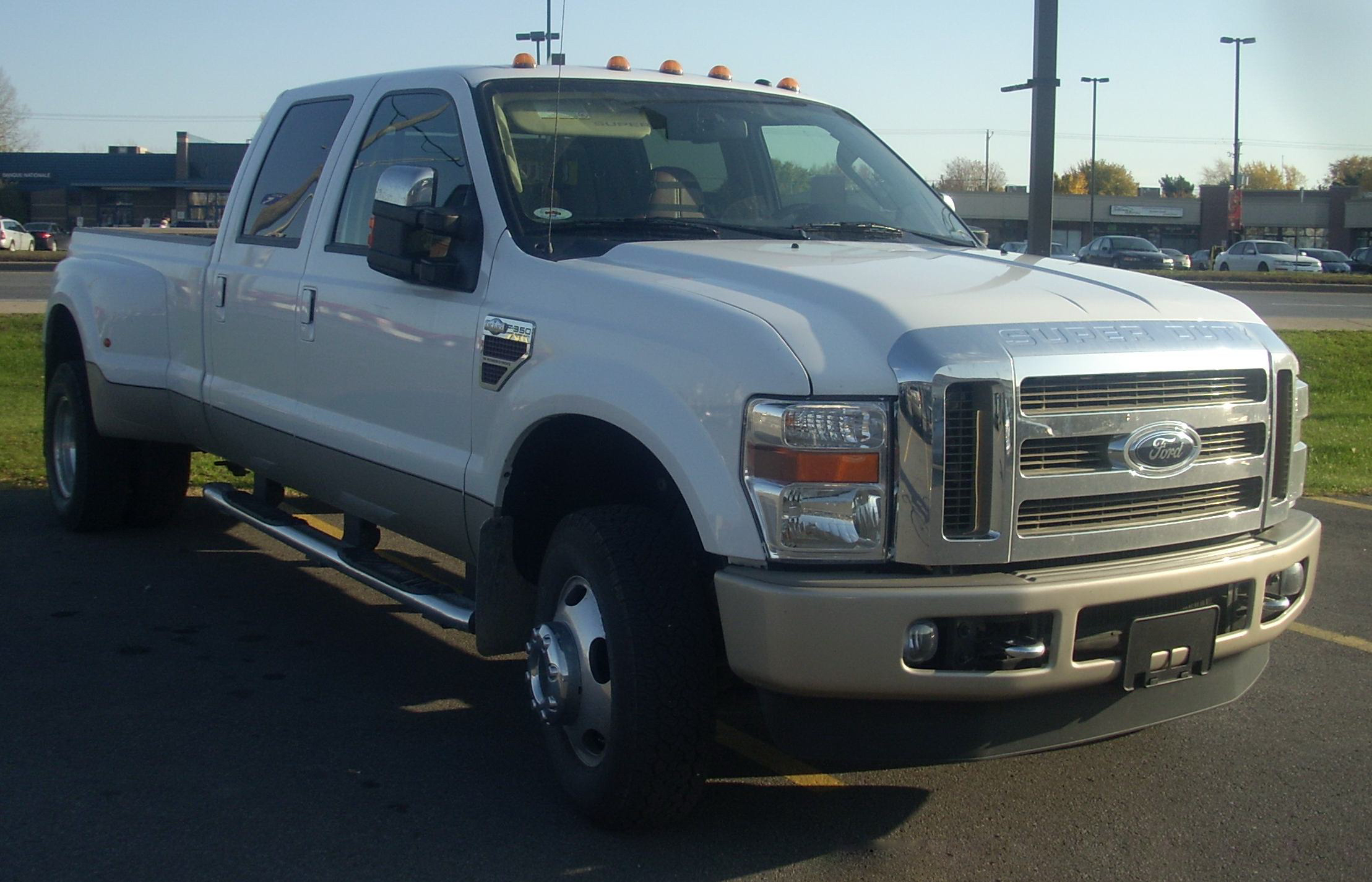 2008 Ford F-350 Super Duty #3