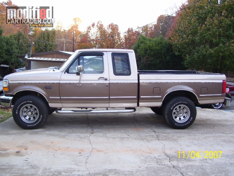 1993 ford f150 hp