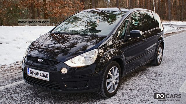 2007 Ford S-Max #10