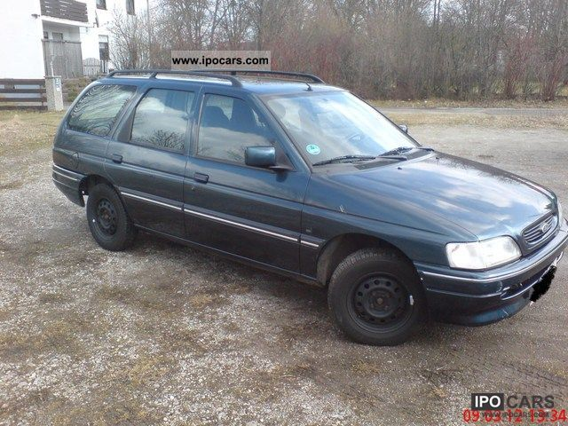 1994 Ford Orion #6