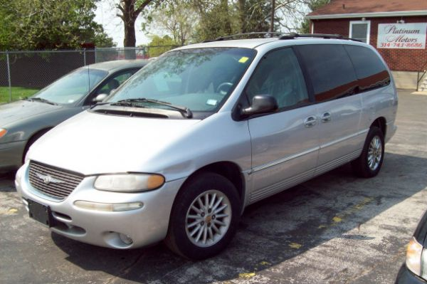 2000 Chrysler Town And Country #6