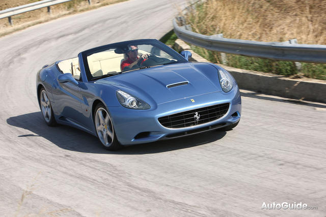 2010 Ferrari California #15