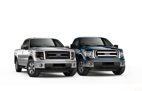 2014 Ford F-150 #13