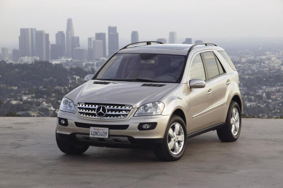 2005 Mercedes-Benz ML #12