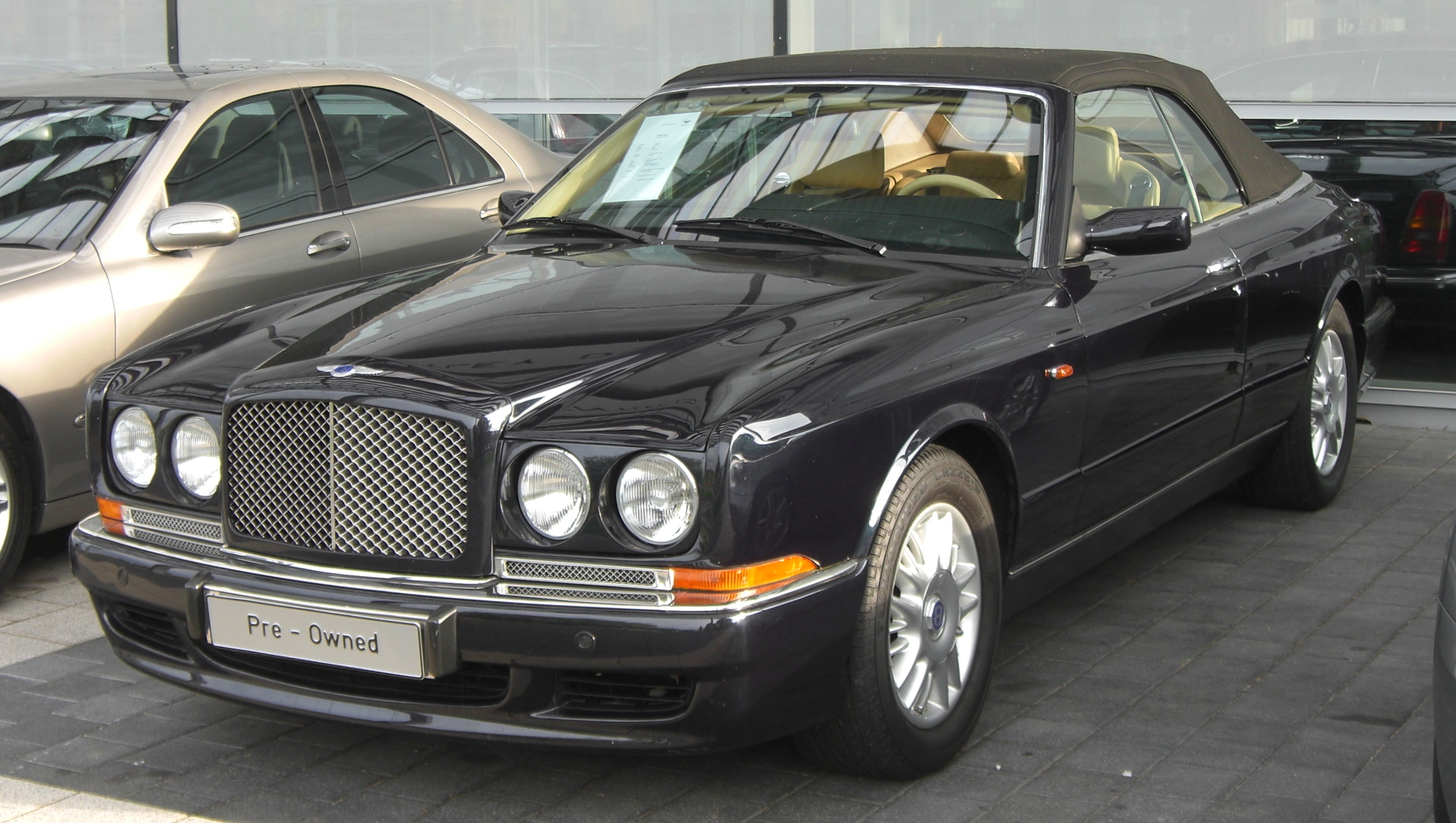 2008 Bentley Azure #17