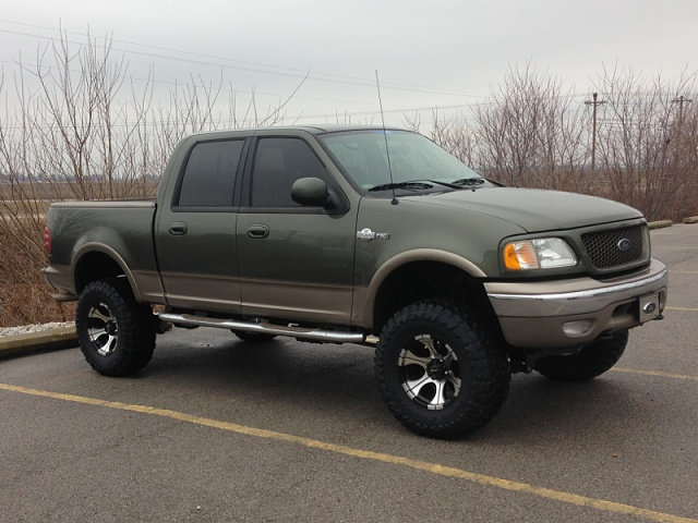 2003 Ford F-150 #10