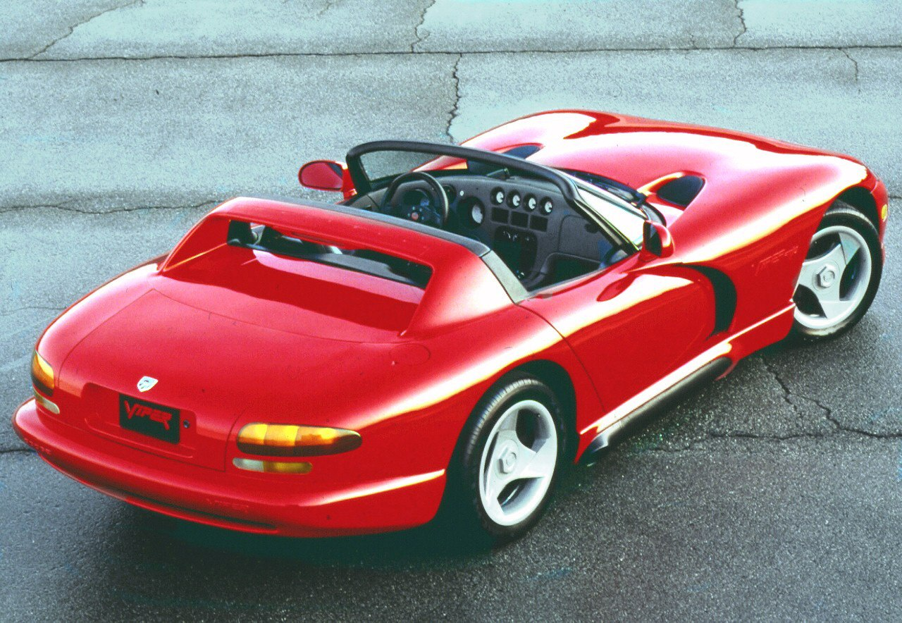 1993 Chrysler Viper #1