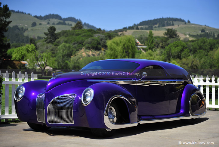 Lincoln Zephyr #6
