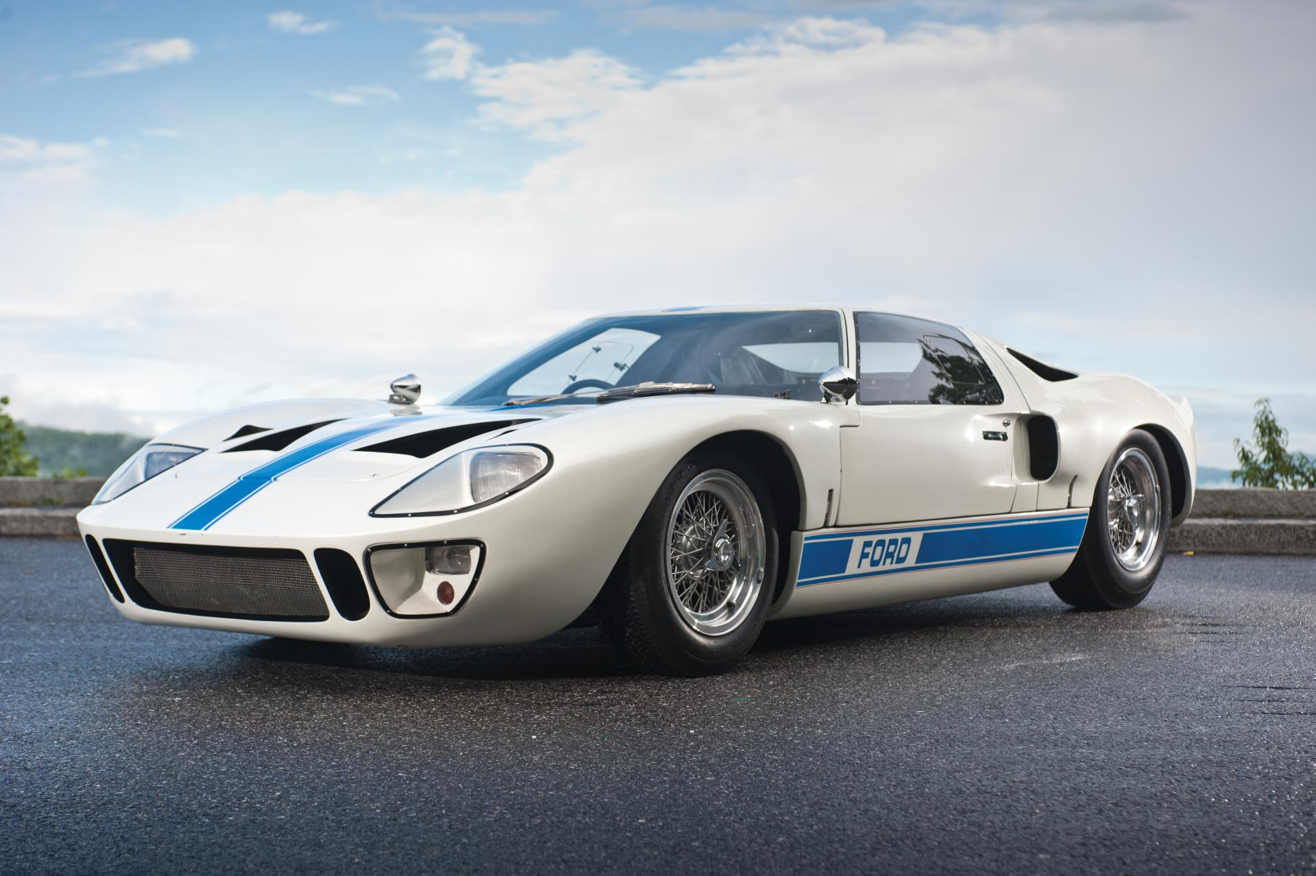 1964 Ford GT 40 #10
