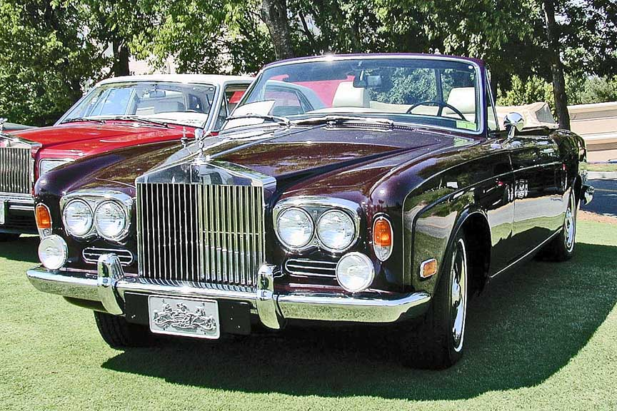 1971 Rolls royce Silver Shadow #10
