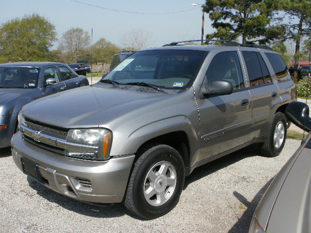 2002 Chevrolet Trailblazer #9