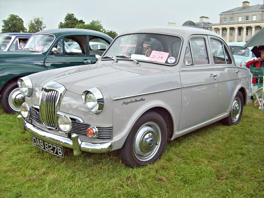 1964 Riley One-Point-Five #3