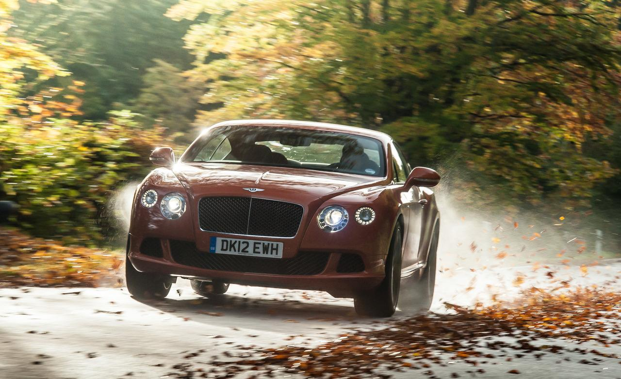 2013 Bentley Continental Gt Speed #12
