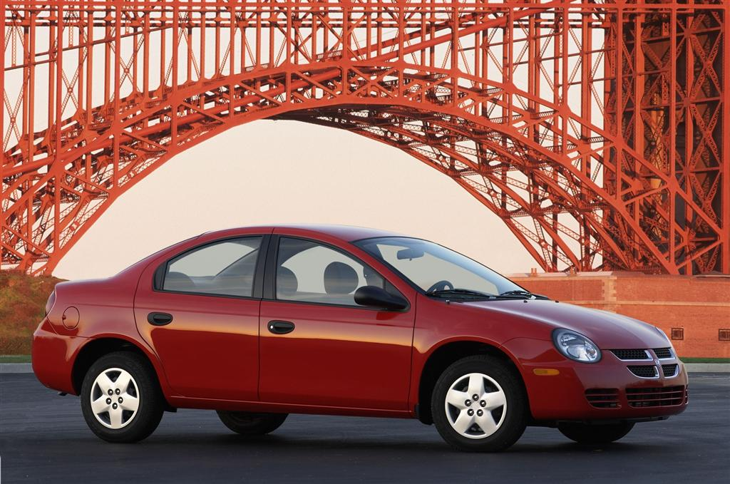 2005 Chrysler Neon #10
