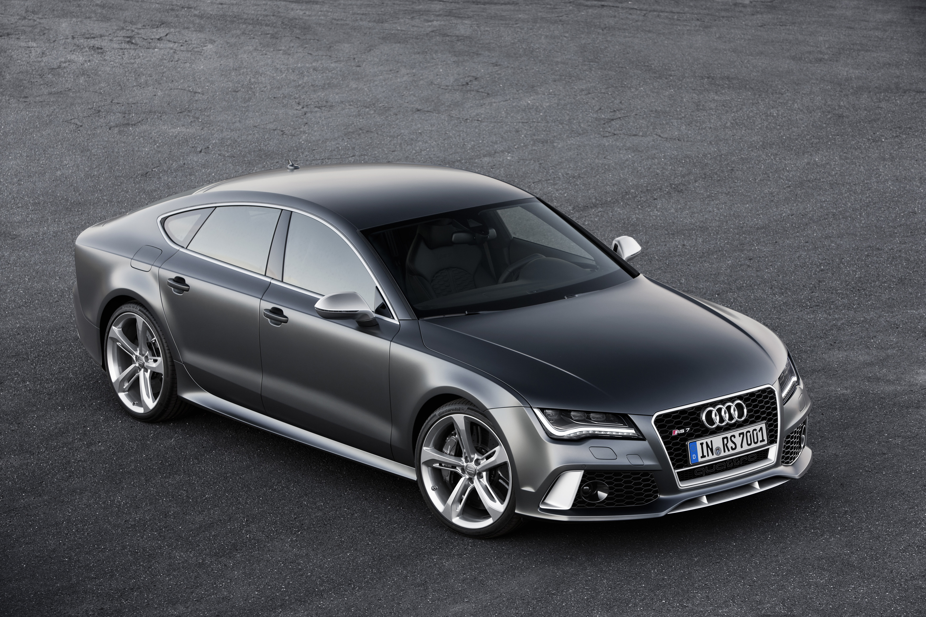 Audi Rs 7 Photos, Informations, Articles - BestCarMag.com