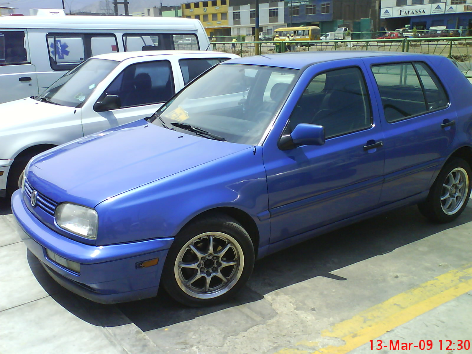 1996 Volkswagen Golf #3