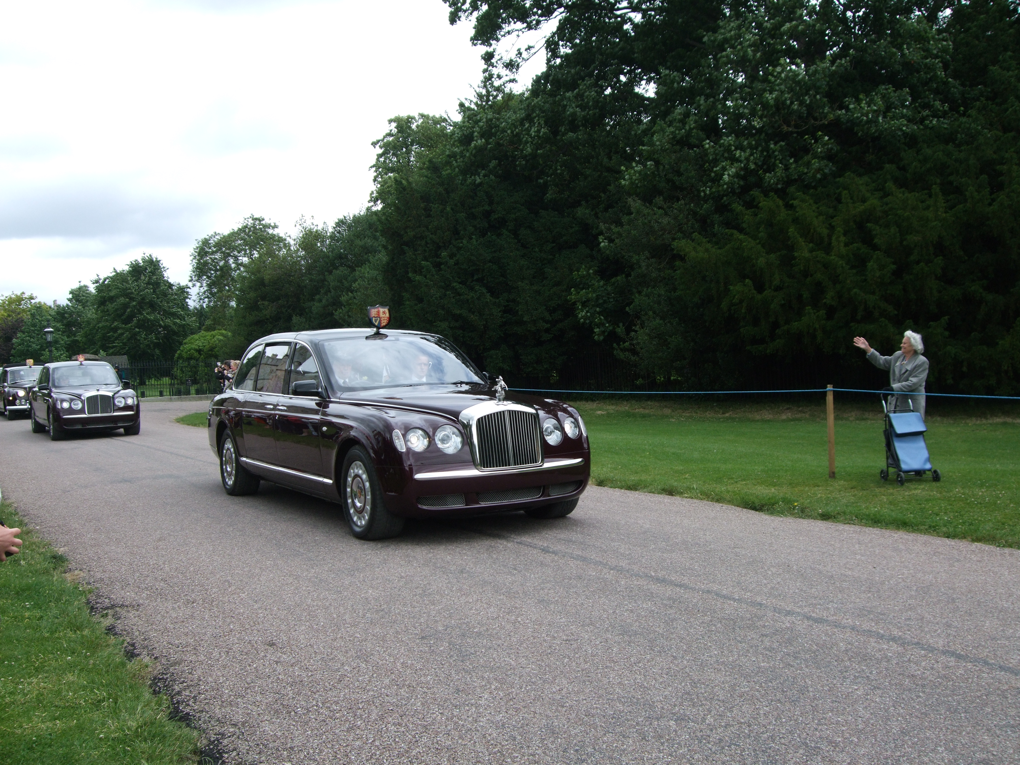 Bentley State Limousine #10