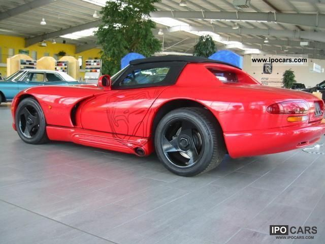 1997 Chrysler Viper #4