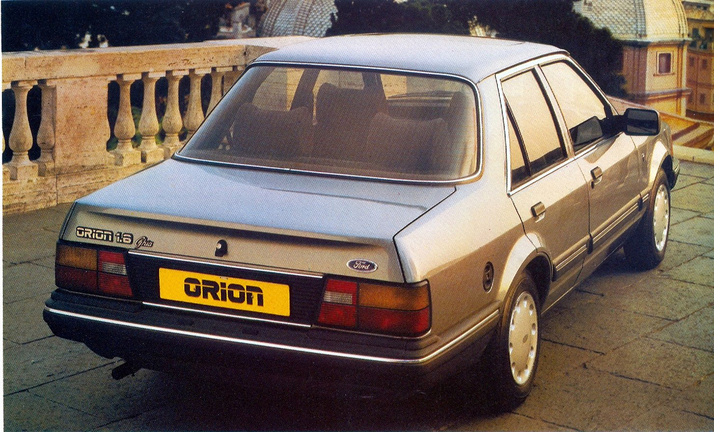 Ford Orion #11
