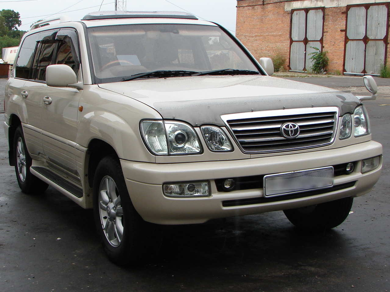 2002 Toyota Land Cruiser #11