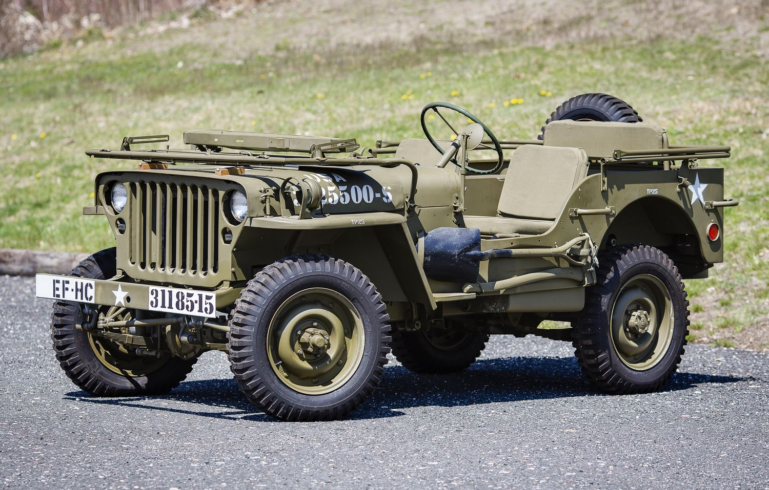 Jeep Willys #3